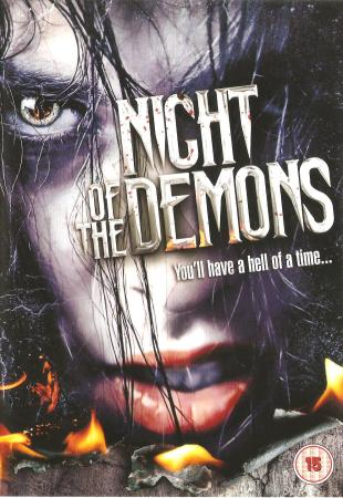 Night of the Demons DVD 001