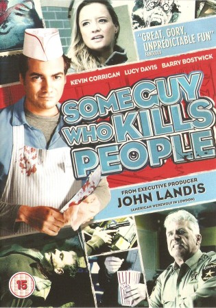 Some Guy Who Kills People DVD 001