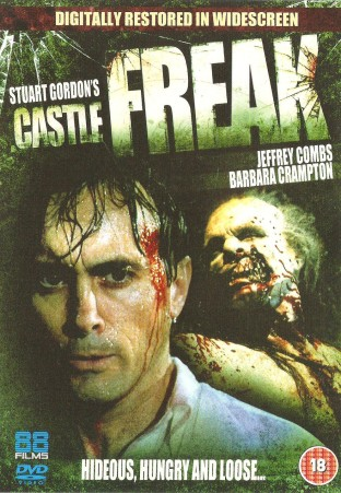 Castle Freak DVD 001
