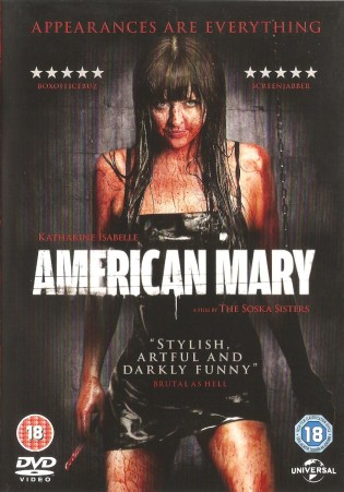 American Mary DVD 001