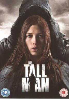 The Tall Man DVD 001