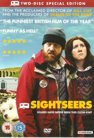 Sightseers DVD 001