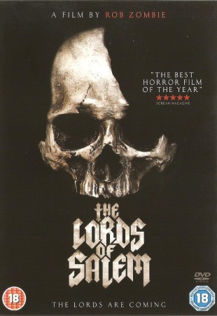 The Lords of Salem DVD 001