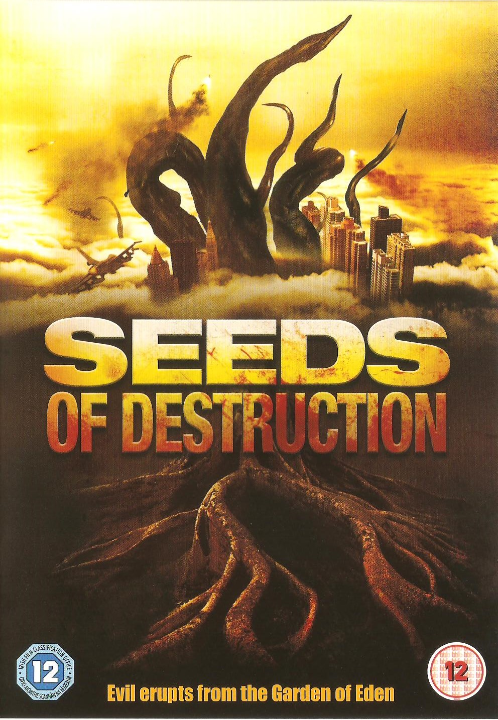 Review: Seeds of Destruction | Nameless Horror