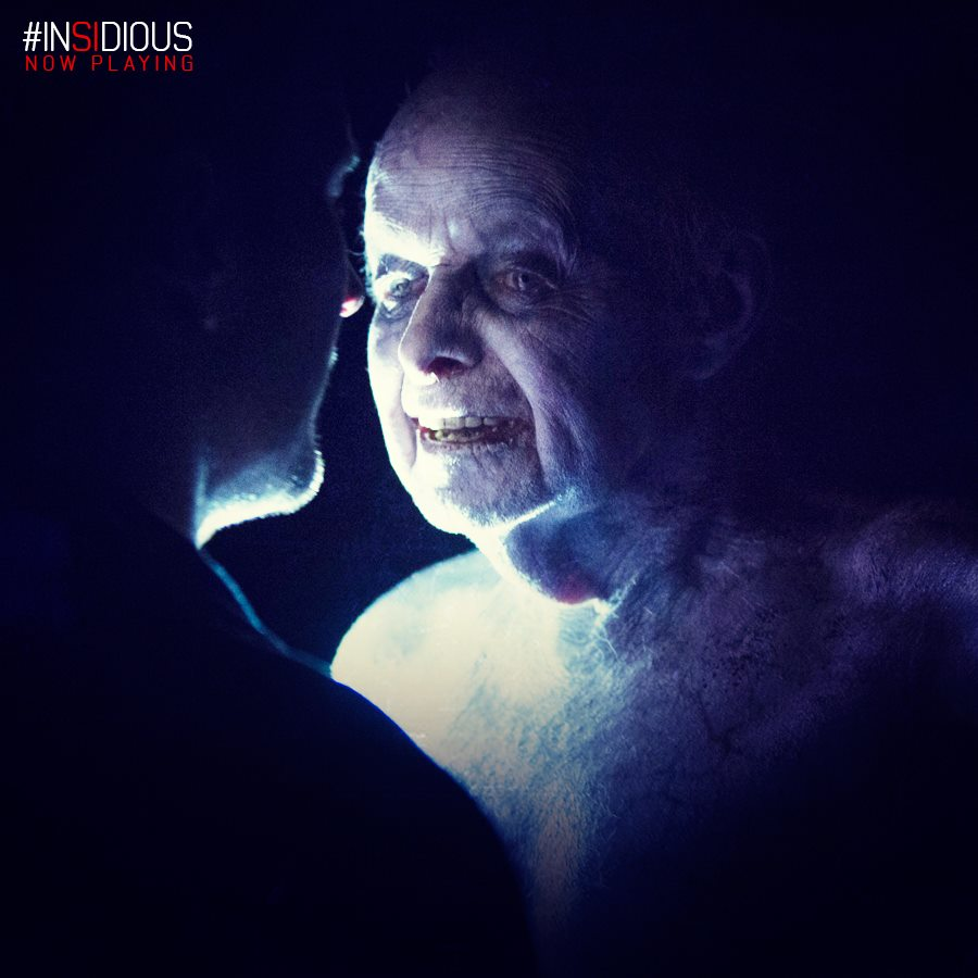 Review Insidious Chapter 2 Nameless Horror