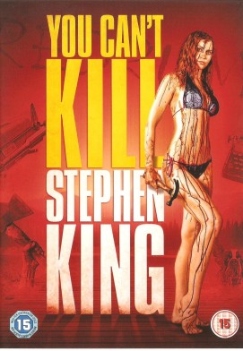 you cant kill stephen king DVD 001