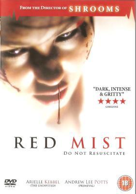 Red Mist DVD 001