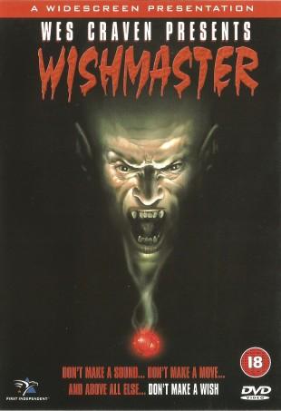Wishmaster DVD 001