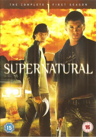 Supernatural Season 1 DVD 001